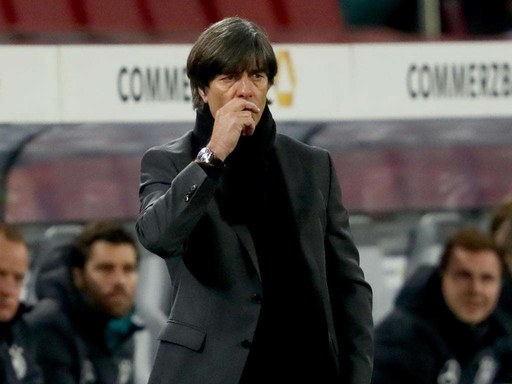Bundestrainer Joachim Löw will mit Deutschland die WM in Russland gewinnen