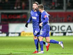 Karlsruher SC springt in der 3. Liga auf Rang vier