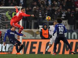Gianluigi Donnarumma sicherte dem AC Milan den Sieg im Elfmeterschießen