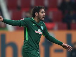 Ishak Belfodil verlässt Werder Bremen im Sommer
