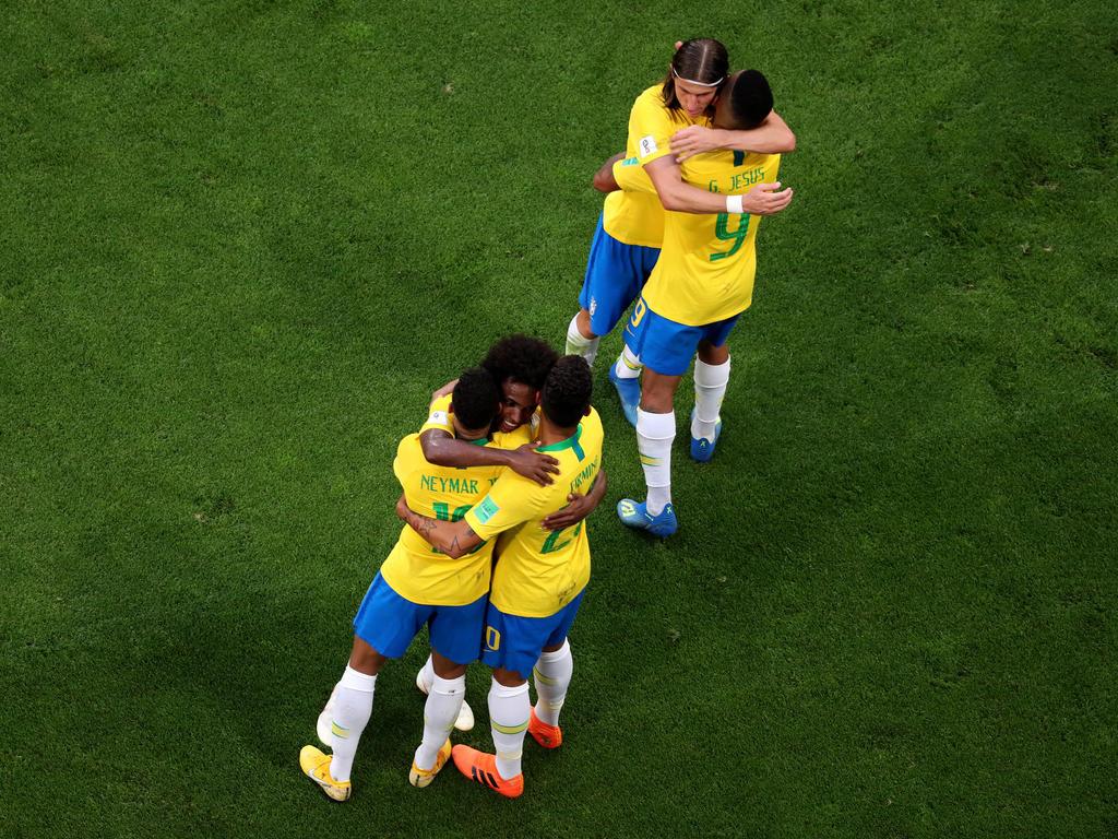 Wenn Brasilien spielt, jubeln nicht nur die Nationalspieler und Fans, sondern auch die Bäcker