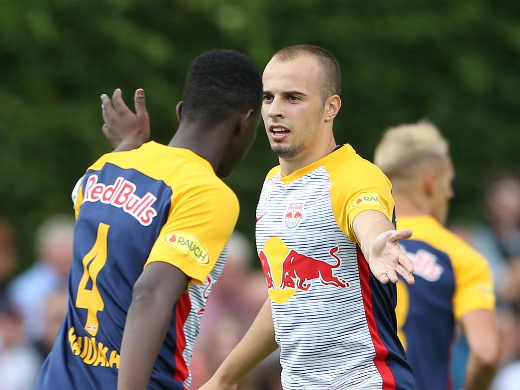 Amadou Haïdara und Darko Todorović sind ab jetzt offiziell Klubkollegen