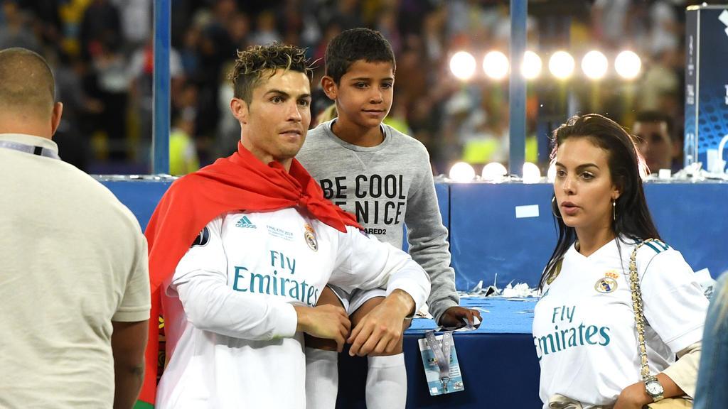 Sohn Ronaldo