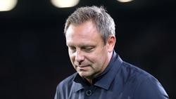Wartet mit Hannover weiter auf den ersten Saisonsieg: André Breitenreiter