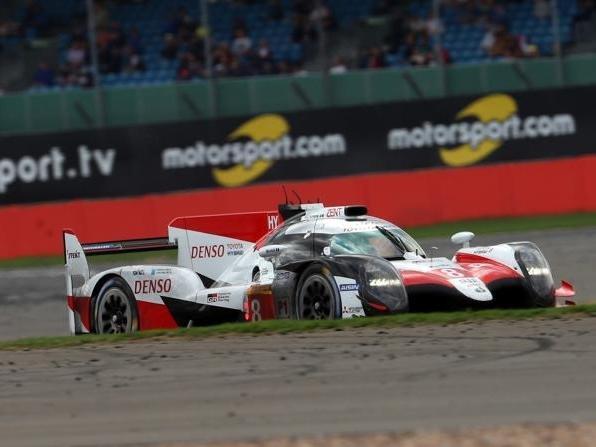 Der LMP1-Bolide von Toyota verliert in Fuji seine Vorteile