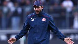 Sandro Schwarz und der FSV Mainz sind am Wochenende in Freiburg gefordert
