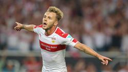 Alexandru Maxim spielte fast fünf Jahre in Stuttgart