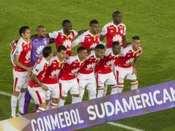 Independiente Santa Fe es claro candidato a levantar la copa. (Foto: Imago)
