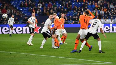 Van Dijk schoss Oranje ins Finalturnier