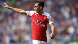 Die Zukunft von Mesut Özil beim FC Arsenal ist weiter offen