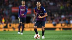 Sergio Busquets hat 500 Pflichtspiele für den FC Barcelona absolviert