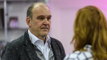 Schmadtke will mit dem VfL ins internationale Geschäft