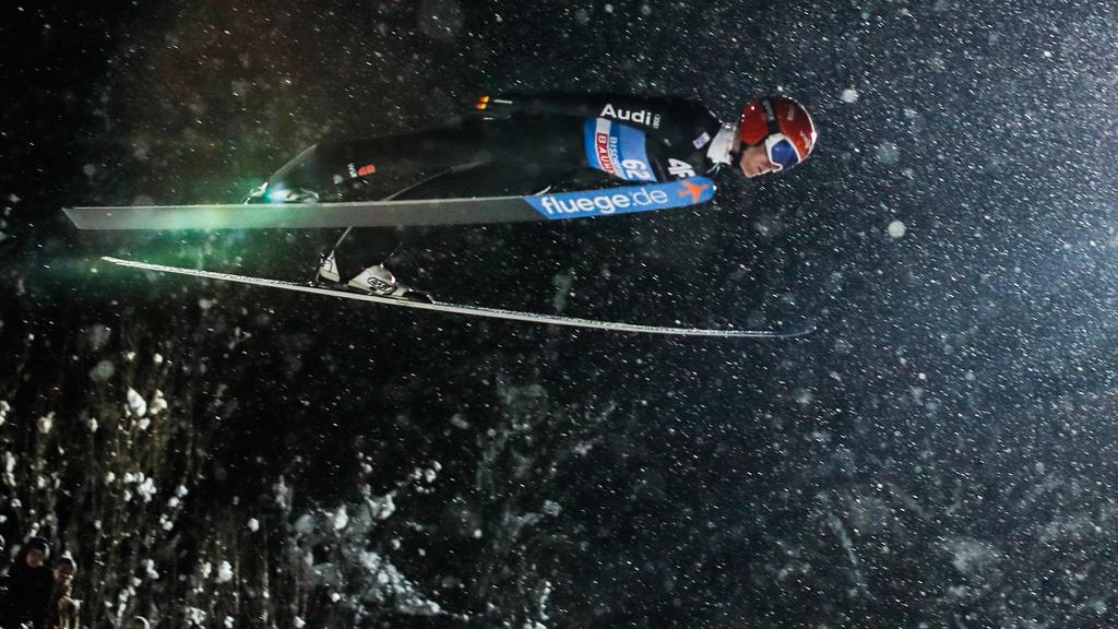Der Sieg der deutschen Skispringer wurde teuer bezahlt