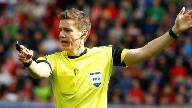 Schiedsrichter bei Bremen gegen Bayern: Daniel Siebert