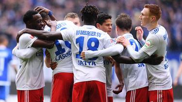 HSV träumt vom Wunder im DFB-Pokal
