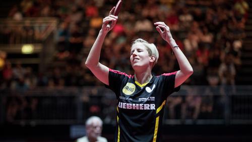 Kristin Lang scheitert in der ersten Runde der Tischtennis-WM