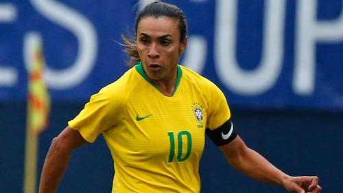 Marta fehlt zum WM-Auftakt Brasiliens