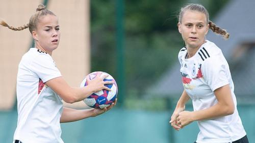 Die deutschen Frauen wollen ins Halbfinale einziehen