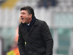 Neu-Trainer Walter Mazzari