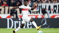 Orel Mangala kassiert beim VfB Stuttgart ab