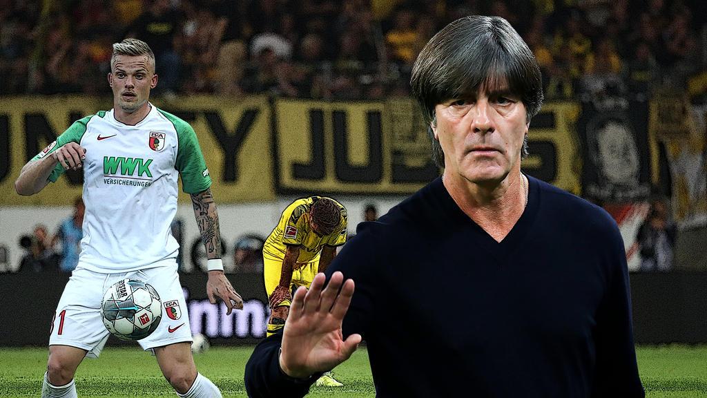 Diese Stars lässt DFB-Coach Löw derzeit zappeln