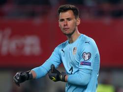 Heinz Lindner will sich über Wiesbaden wieder für das ÖFB-Team empfehlen