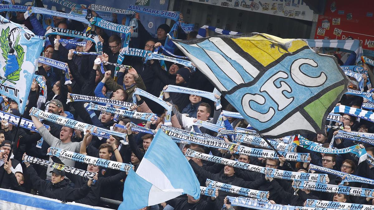 Der Chemnitzer FC hat mit Problemen zu kämpfen