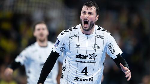 Domagoj Duvnjak verlor mit seinem THW