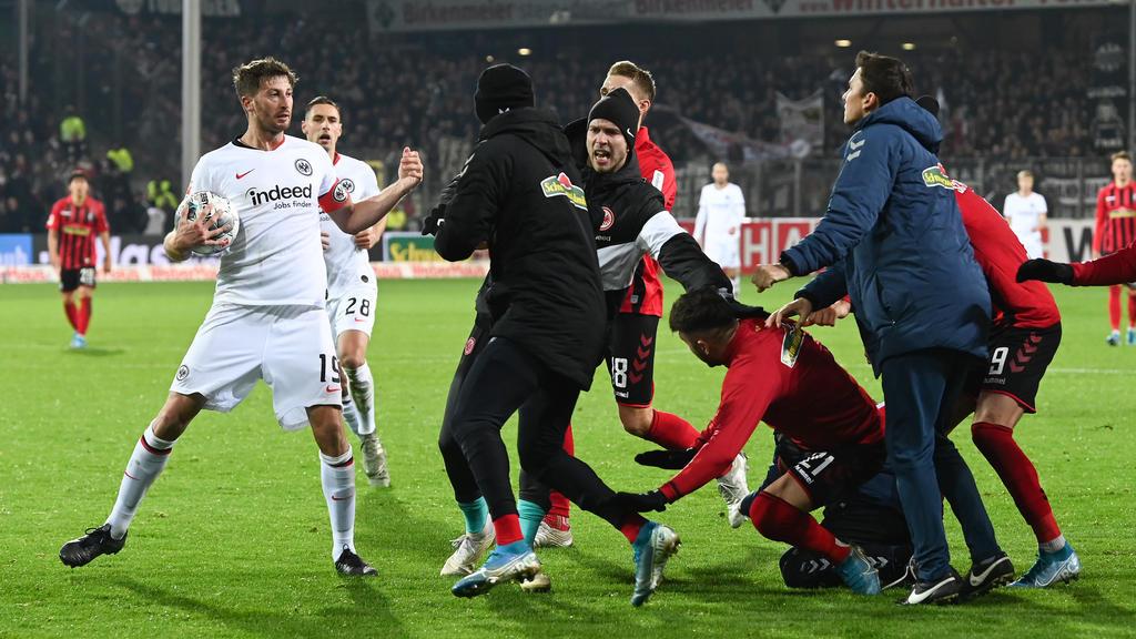 Sperren Bundesliga