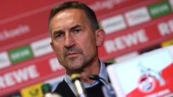Achim Beierlorzer wurde in Köln entlassen