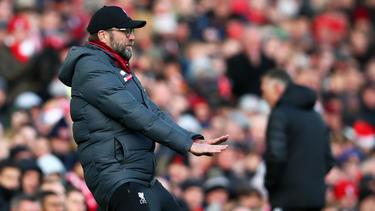 Jürgen Klopp und der FC Liverpool kommen an die Belastungsgrenze