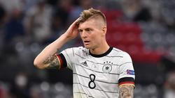 Kroos ist nach der EM aus dem DFB-Team zurückgetreten