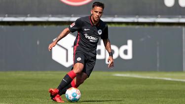 Rodrigo Zalazar steht vor einem Wechsel von Eintracht Frankfurt zum FC Schalke