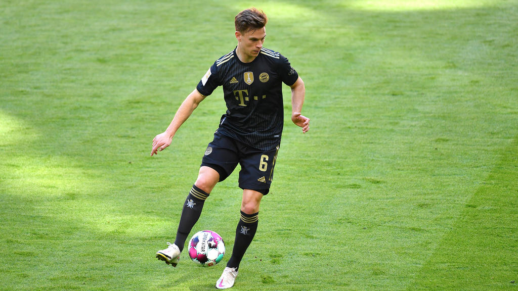 Joshua Kimmich bleibt offenbar beim FC Bayern