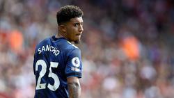 Jadon Sancho wechselte vom BVB zu Manchester United