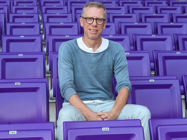 Peter Stöger hat bei der Austria im sportlichen Bereich das Sagen