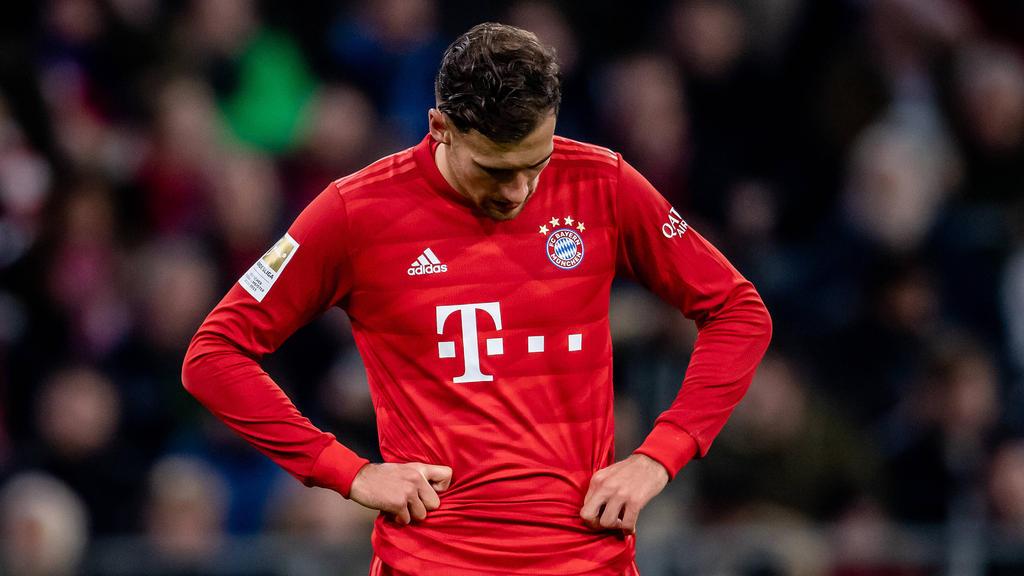 Politische Äußerungen liegen Leon Goretzka vom FC Bayern München nicht fern
