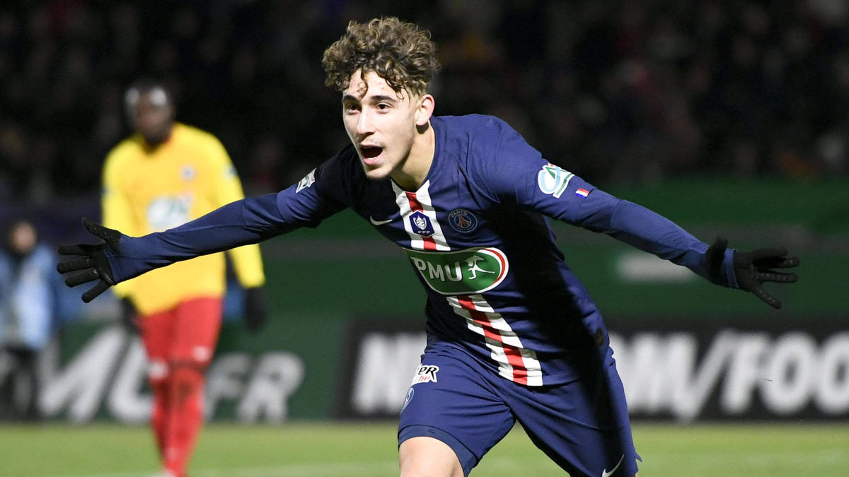 Adil Aouchiche wechselt zu AS Saint-Etienne