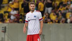 Simon Terodde führte den HSV zum Sieg