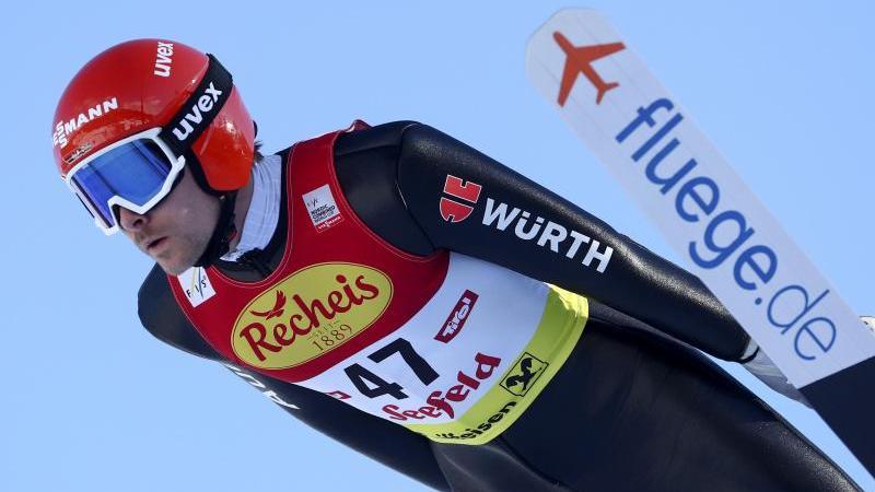ManuelFaißt und Fabian Rießle haben den deutschen Meistertitel im Teamsprint gewonnen