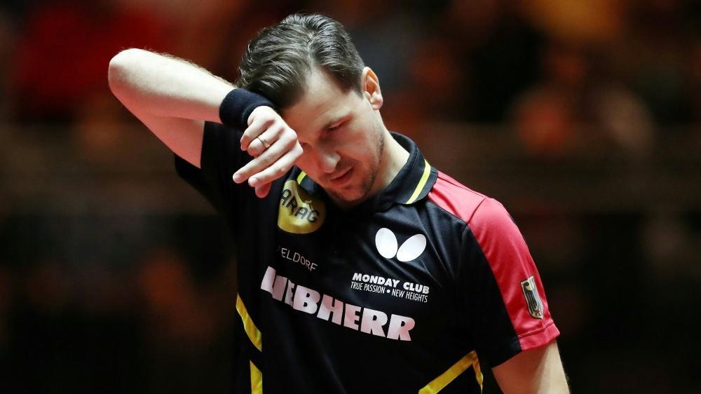 Auch Timo Boll tritt beim Königsklassen-Turnier an