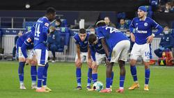 Der FC Schalke 04 taumelt weiter in Richtung 2. Bundesliga
