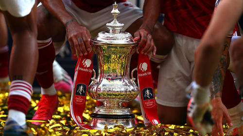 England prüft wohl ein Experiment für den FA Cup