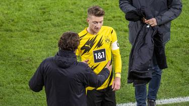 Terzic und Reus nach der BVB-Pleite gegen Mainz