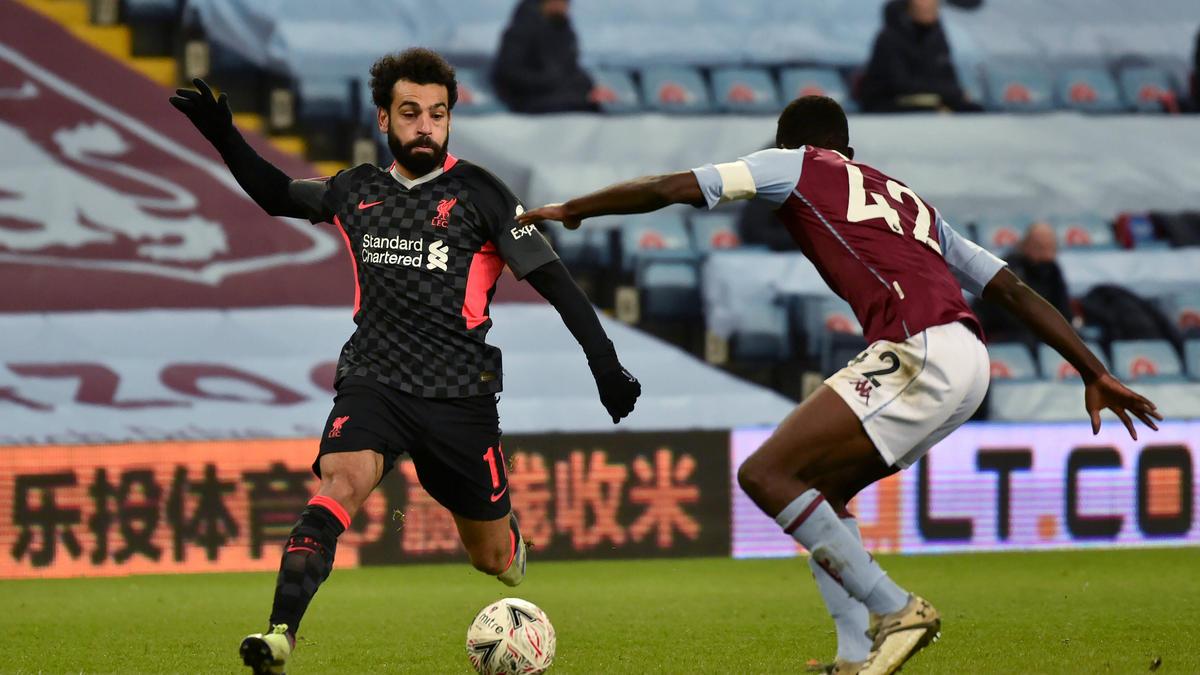 Mohamed Salah und der FC Liverpool sind eine Runde weiter