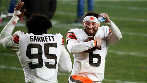 NFL-Team Cleveland Browns feiert ersten Playoff-Sieg seit 26 Jahren