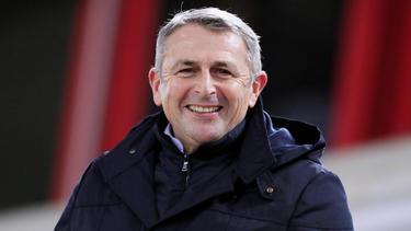 Klaus Allofs möchte mit Fortuna Düsseldorf in die Bundesliga