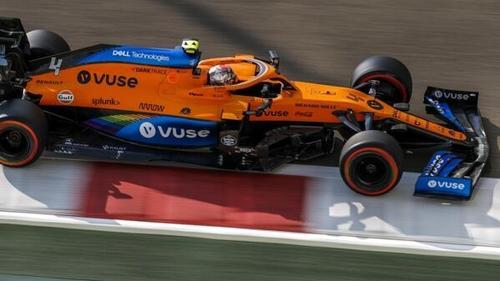 Im Vergleich zu 2020 musste McLaren wegen des neuen Motors nachjustieren