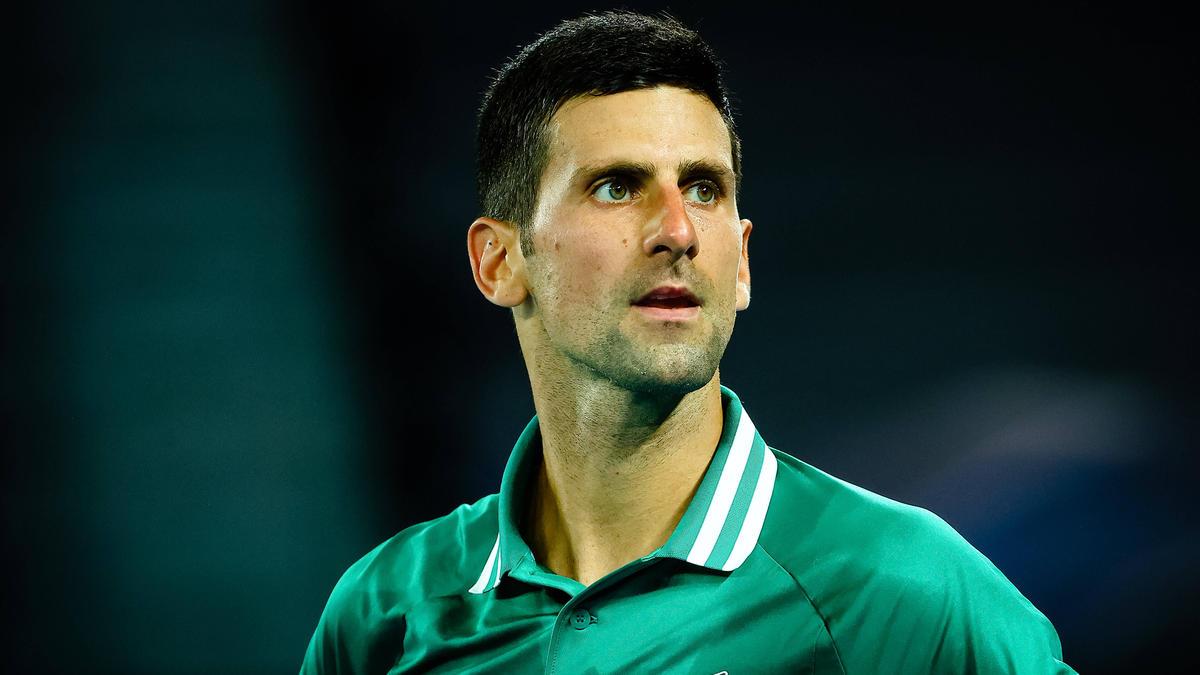 Novak Djokovic schlägt Alarm