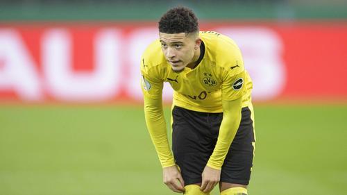 Jadon Sancho könnte dem BVB länger fehlen